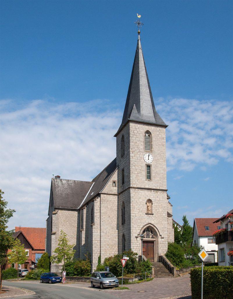 Erste Kapelle